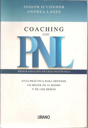 Libro de PNL - Coaching con PNL